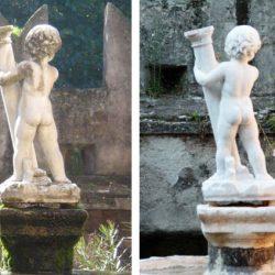 Fontana del pupazzo a Palestrina 2