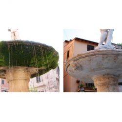 Fontana del pupazzo a Palestrina 3 orizz