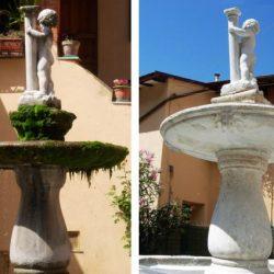 Fontana del pupazzo a Palestrina 4