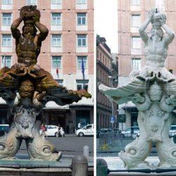 Fontana del tritone 1