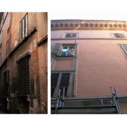 Palazzo Sinibaldi a Roma 1bis