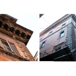 Palazzo Sinibaldi a Roma 3 orizz