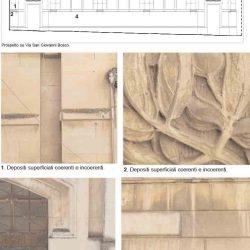 2. Schede delle forme di alterazione presenti sulla facciata di via S.G