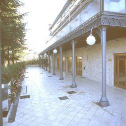 Area di pertinenza del teatro_post operam
