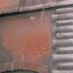 Dettaglio dell'angolo tra Via De' Nari e Via Monterone_ante operam