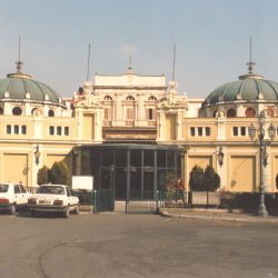 Prospetto su Piazza Trento e Trieste_ante operam