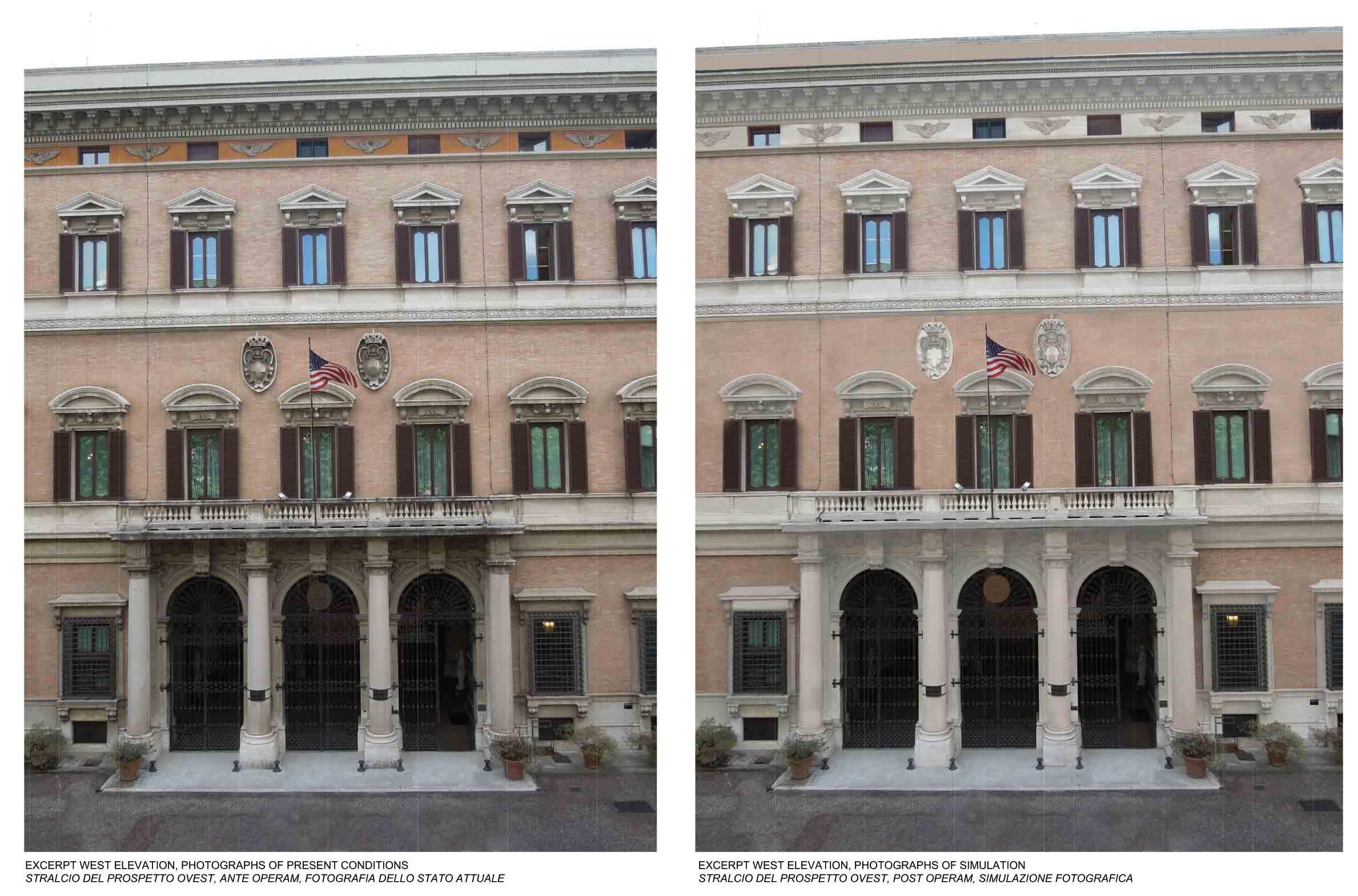 Palazzo margherita roma architetto anelinda di muzio - Architetto palazzo congressi roma ...
