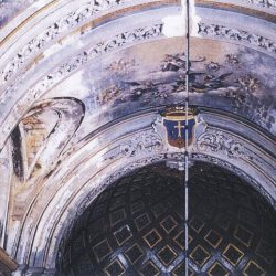 Veduta verso l'abside_ante operam
