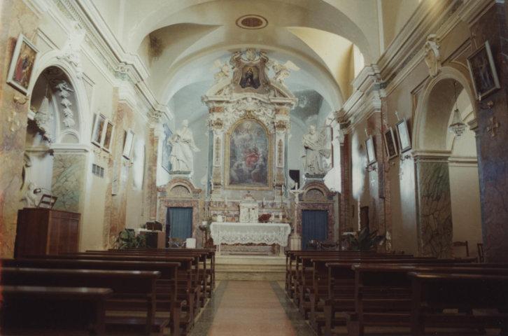 Chiesa_vista interna
