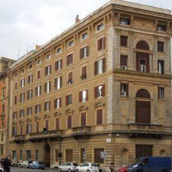 Prospetti su Piazza Adriana_ante operam