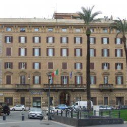Prospetto su Piazza Cavour_ante operam