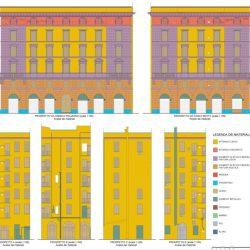 Analisi dei materiali costitutivi delle facciate