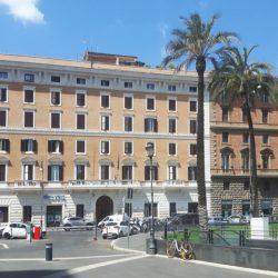 Prospetto su Piazza Cavour_post operam